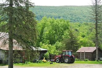 Photo: We love us some tractors.