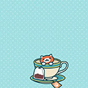 Neko Atsume In Wallpapers Theme Game New Tab