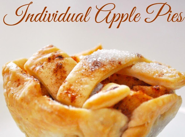 Individual Apple Pies Recipe