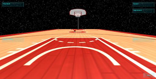 Basketball Amateur Shooter