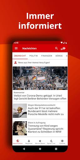 FOCUS Online - Nachrichten: Die schnelle News App  screenshots 2