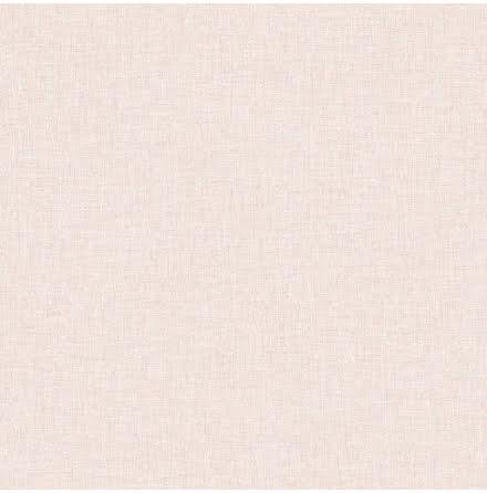 Fantasia Tapet med linnekänsla Ljusrosa 400676