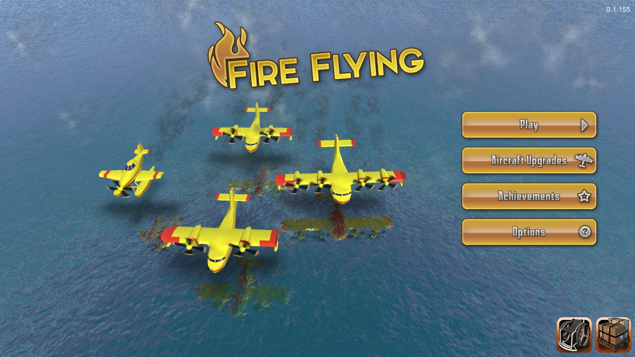 Fire Flying- screenshot