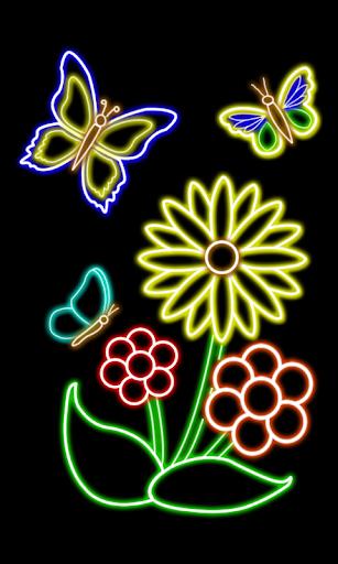 Kids Glow Draw : Doodle