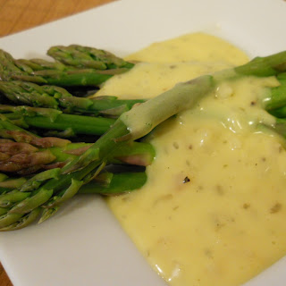 Microwave Bearnaise/Hollandaise Sauce