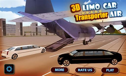 玩模擬App|3D豪华轿车轿车运输车:空气免費|APP試玩