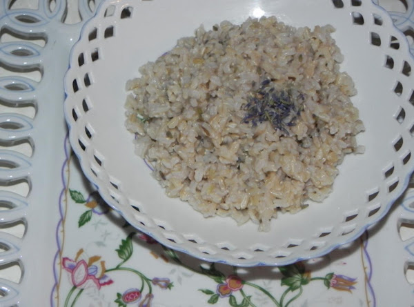 Easy Lavender Or Jasmine Rice Recipe