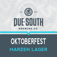Logo of Due South Oktoberfest
