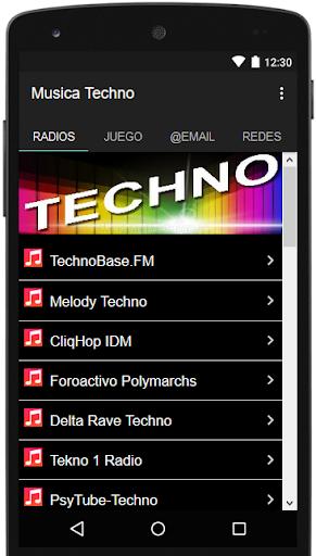 musica techno gratis