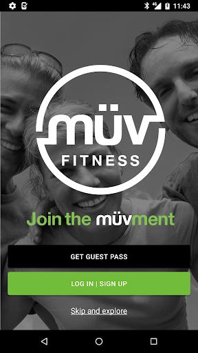 MUV Fitness screenshot 1