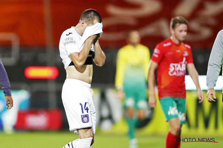 KVO Oostende loopt Anderlecht - bijna - kapot: derde gelijkspel in vier matchen voor paars-wit