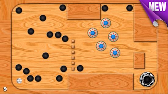 Labirinth Puzzle 2D - náhled