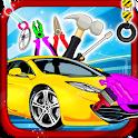Build my Sports Car & Fix It icon