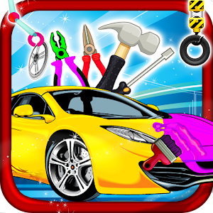 Build my Sports Car & Fix It for PC and MAC