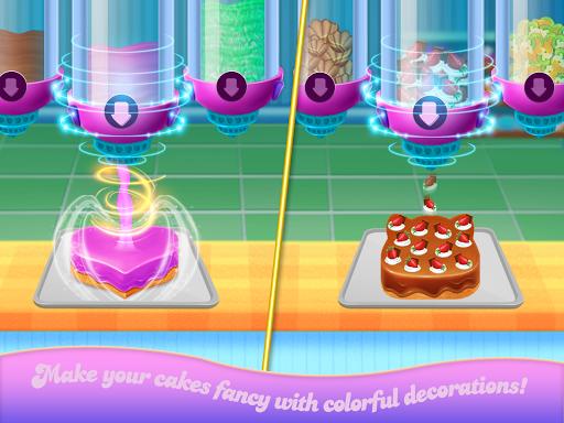 Cake Maker Baking Kitchen  screenshots 16