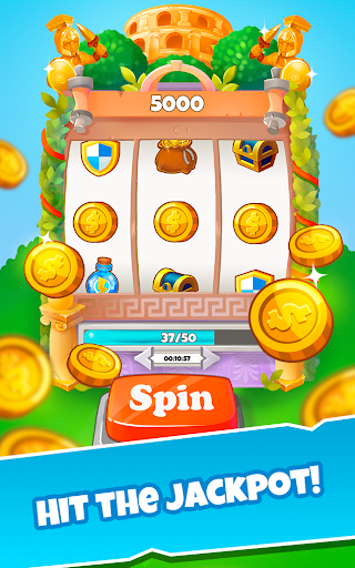 FortuneHeroes Coin Slot Machines, Treasure Hunting - screenshot
