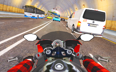 Moto Traffic Rider 3D Highway - náhled