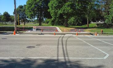 Photo: SE Parking Lot & Trail entrance 06-13-2014