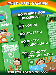 Piczle Lines Jr. Green APK screenshot thumbnail 3