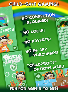 Piczle Lines Jr. Green Screenshot