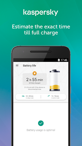 Kaspersky Battery Life: Saver & Booster screenshot 3