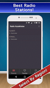 📻 Kazakhstan Radio FM AM Live screenshot 2