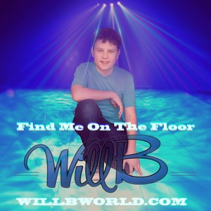 Cover Art for song FIND ME ON THE FLOOR