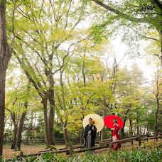 Wedding photographer Tsutomu Fujita (fujita). Photo of 29.11.2018