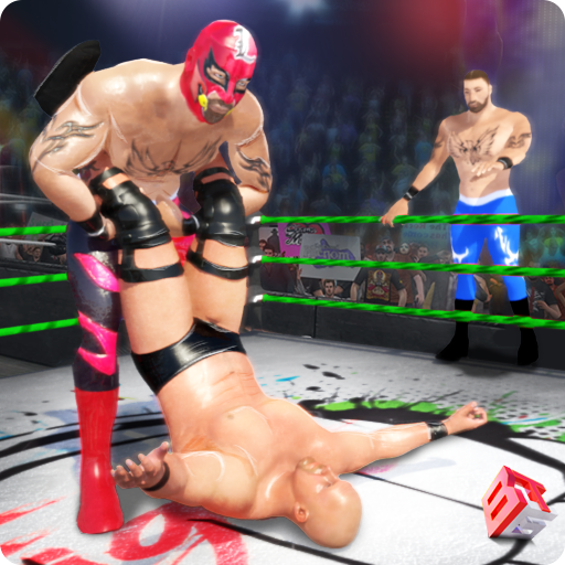 Wrestling Superstars Revolution - Wrestling Games (game)