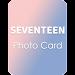 PhotoCard for SEVENTEEN icon