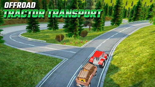 OffRoad Tractor Transport 1.0 screenshots 6
