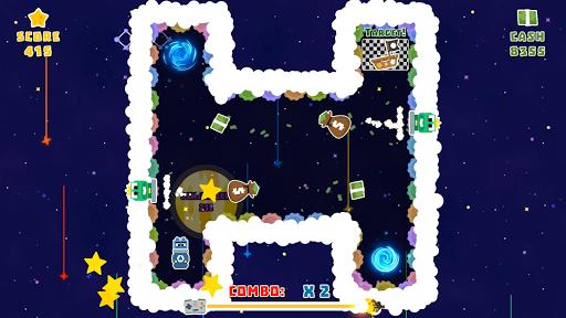 Rushy Rockets: Puzzle Blast in Space 1.04 screenshots 4