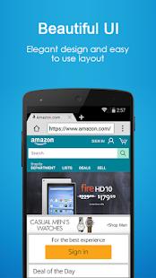 Adblock Browser -Free & No Ads screenshot