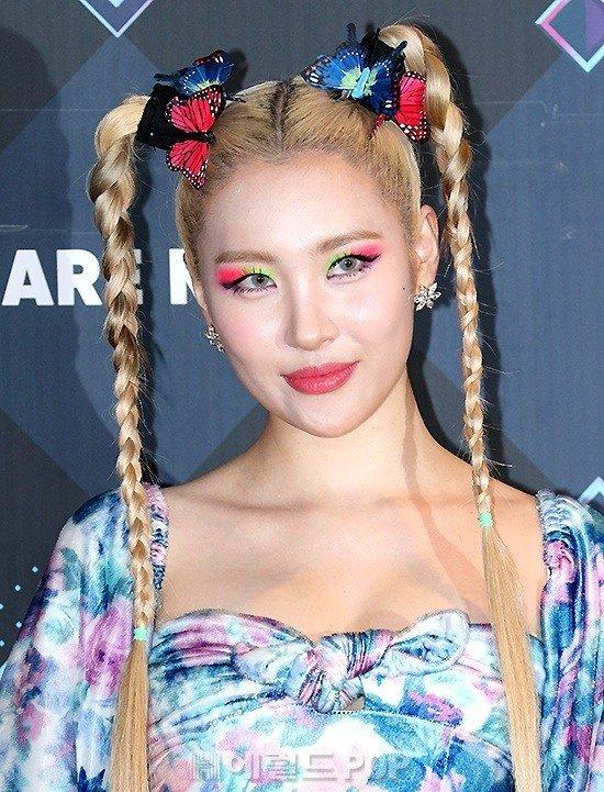 sunmi makeup 15