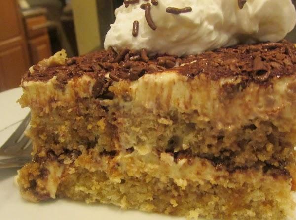 Southernized Arkansas Sweet Bread Tiramisu Recipe