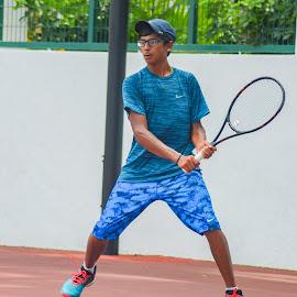by Abdul Salim - Sports & Fitness Tennis