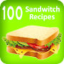 100 Sandwich Recipes 🥪 APK icon