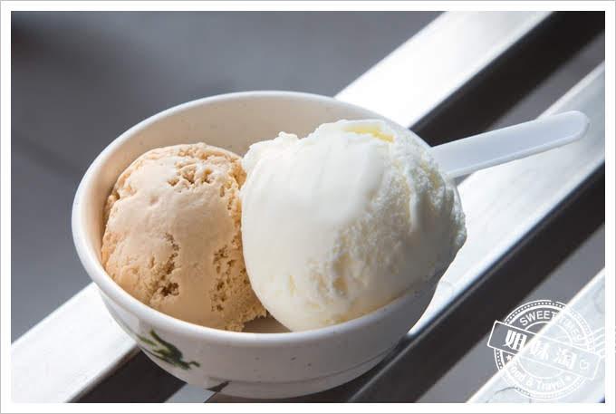 陶林日式涮涮鍋鳳山店冰淇淋