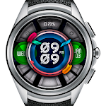 Funky Machine Watch Face