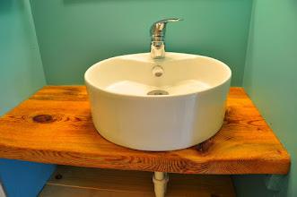 Photo: Waschbecken im Badezimmer