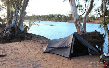 Photo: Rocky Pool, Carnarvon, Western Australia