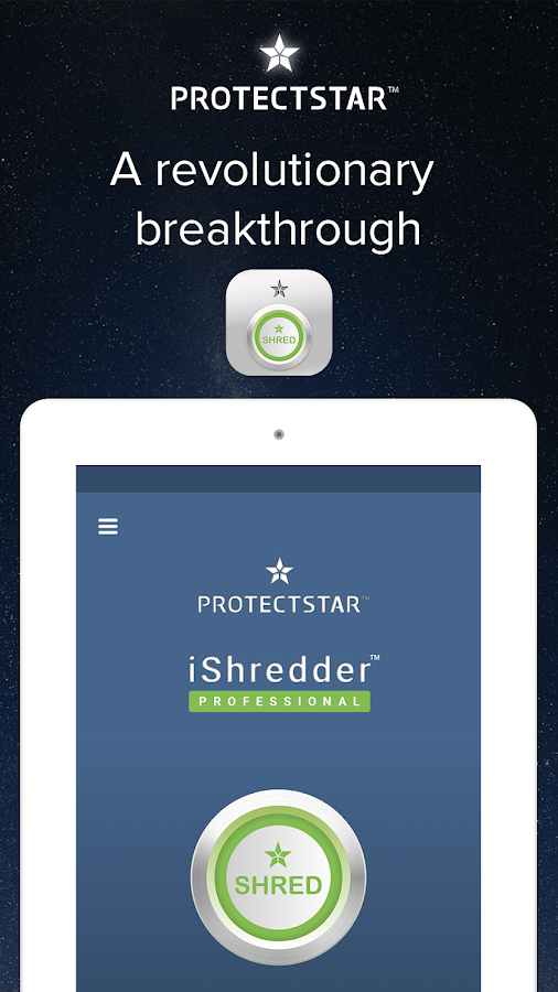 Secure Erase with iShredder 5- screenshot