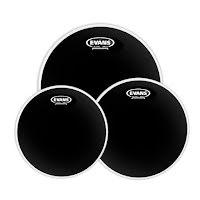Pukskinn Black Chrome Evans Pack