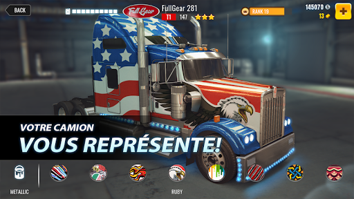 Télécharger Big Rig Racing APK MOD (Astuce) screenshots 1
