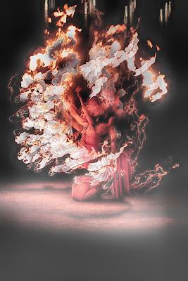 Attento a giocare col fuoco di Alessandro Zaniboni Ph