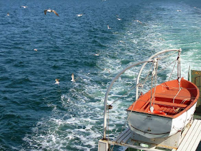 Photo: A Márvány-tengeren, Márvány-tenger, Törökország, A Márvány-tenger hullámai