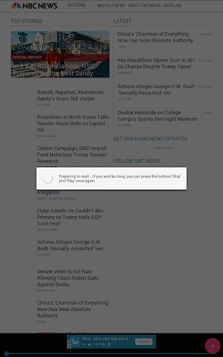 News Voice Reader 10.8.3 Screenshots 19