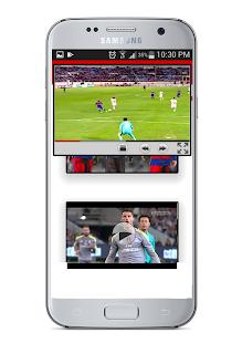 FOOTBALL HIGHLIGHTS videos and soccer highlights - náhled