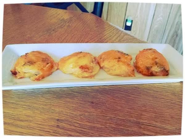 Cheesy Potato Gratin Stacks