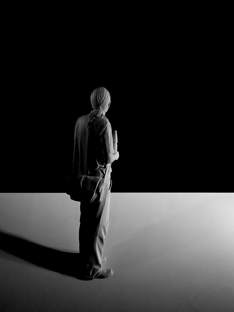 Looking into the dark di Dariagufo